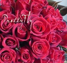 他の写真1: バラギフト -深紅のバラ30本 '' True Love ブーケ30 ''