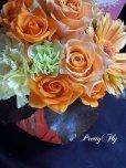 画像4: アレンジメント〜ALICEアリス〜Orange(オランジュ) (4)