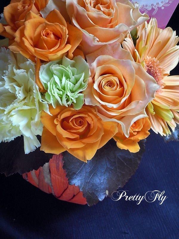 画像4: アレンジメント〜ALICEアリス〜Orange(オランジュ)