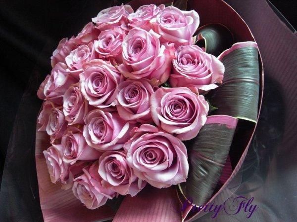 画像2: バラのプレゼント -紫色のバラ30本 '' PurpleROSE30 ''
