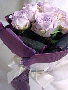 他の写真2: 【紫のバラ花束】パープルROSE '' PurpleROSE8 ''