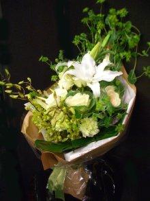 他の写真1: ロングタイプ花束 贈呈用-W50