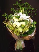 ロングタイプ花束 贈呈用-W50