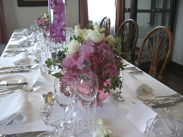 他の写真2 結婚式会場装花:フルオーダー会場一式【