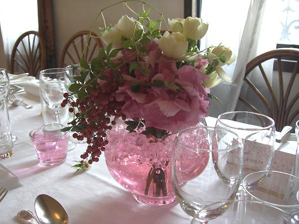 他の写真1 結婚式会場装花:フルオーダー会場一式【